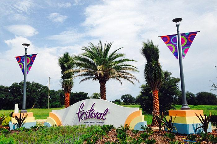 Casas férias em Orlando - Festival