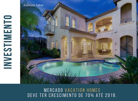 Mercado de Vacation Homes em Orlando irá crescer 70%