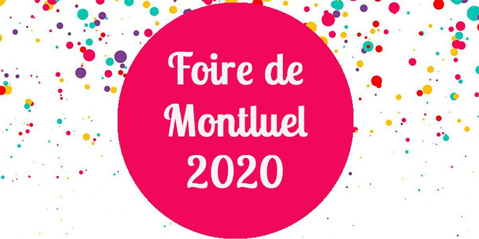 Foire de Montluel 2020