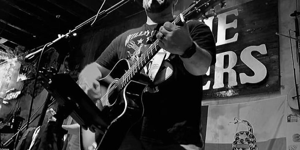 Clay Logan LIVE @ Frozen Pirogue (Patio)