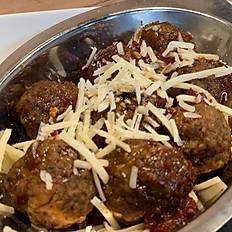 Bourbon Street Meatballs