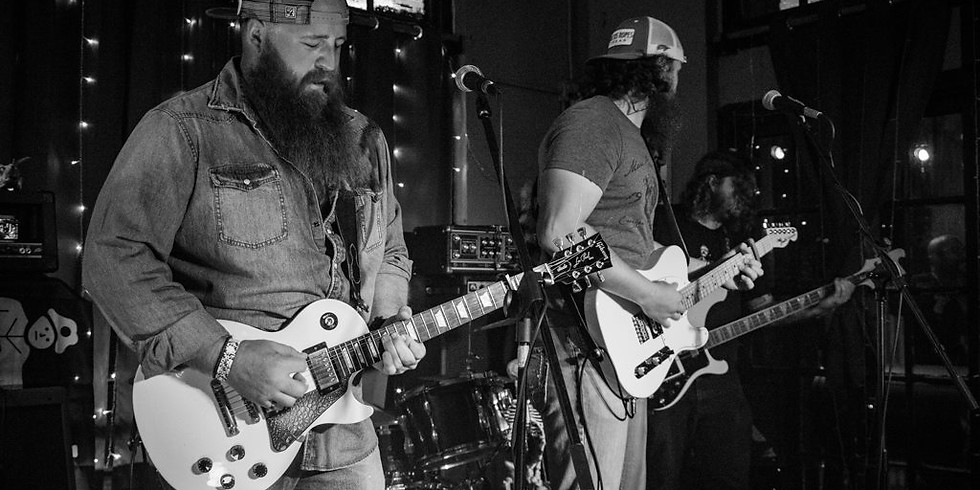 Ole Whiskey Revival LIVE @ Hurricane Alley