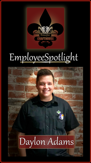BeauxJax - Employee Spotlight!