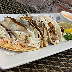 Red Fish Tacos