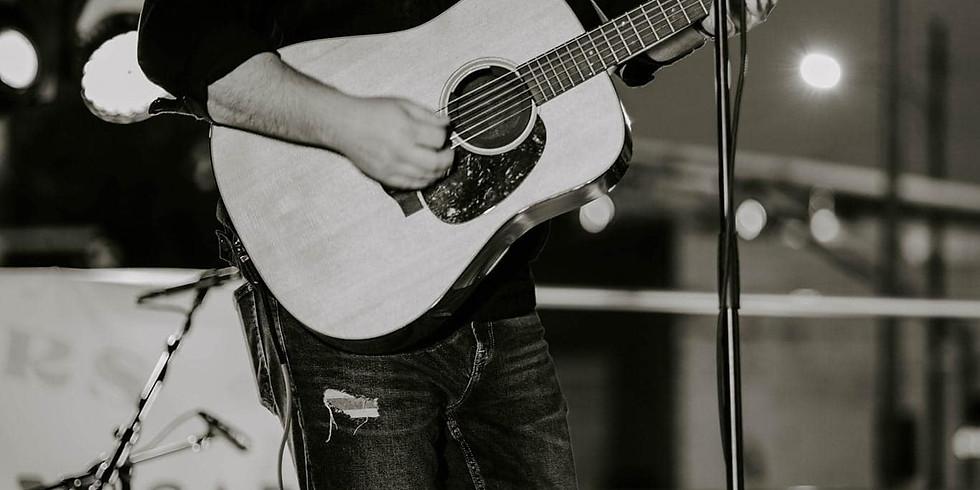 Seth Bradford LIVE @ Frozen Pirogue (Patio)