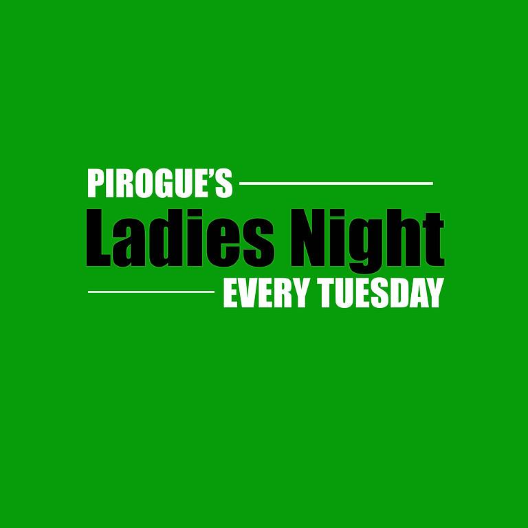 LADIES' NIGHT @ Frozen Pirogue