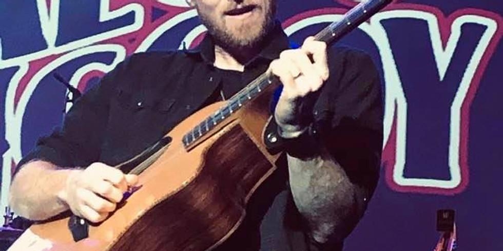 Jimmy Wooten Live @ Frozen Pirogen