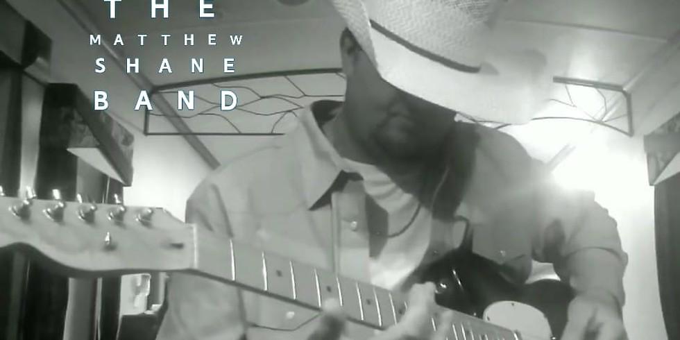 Mathew Shane Band LIVE @ Hurricane Alley
