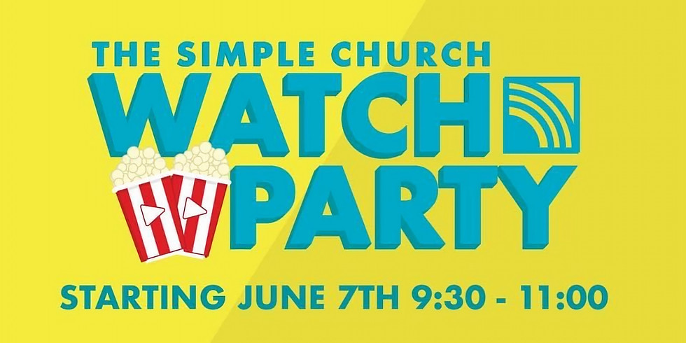 Simple Church Watch Party @ BeauxJax and Pirogue