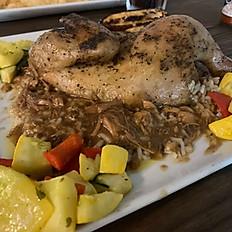 318 Drunken Chicken and Rice