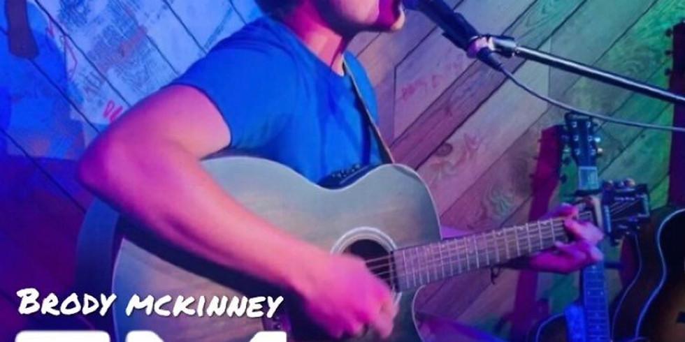Brody McKinney @ Frozen Pirogue (Patio)