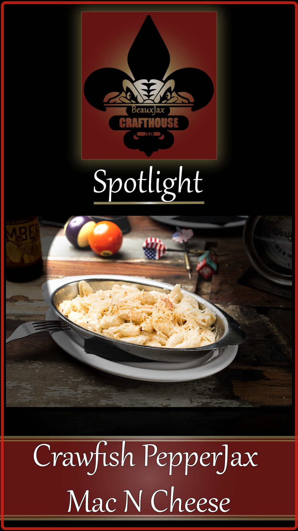 BeauxJax Food Spotlight