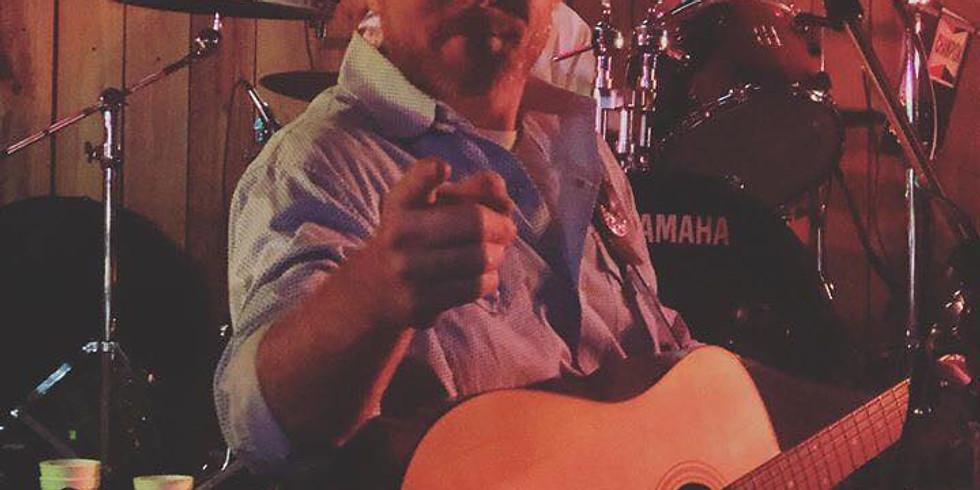 BJ Jones LIVE @ Frozen Pirogue (Patio)