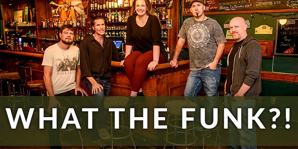 What the Funk Live @ Frozen Pirogue