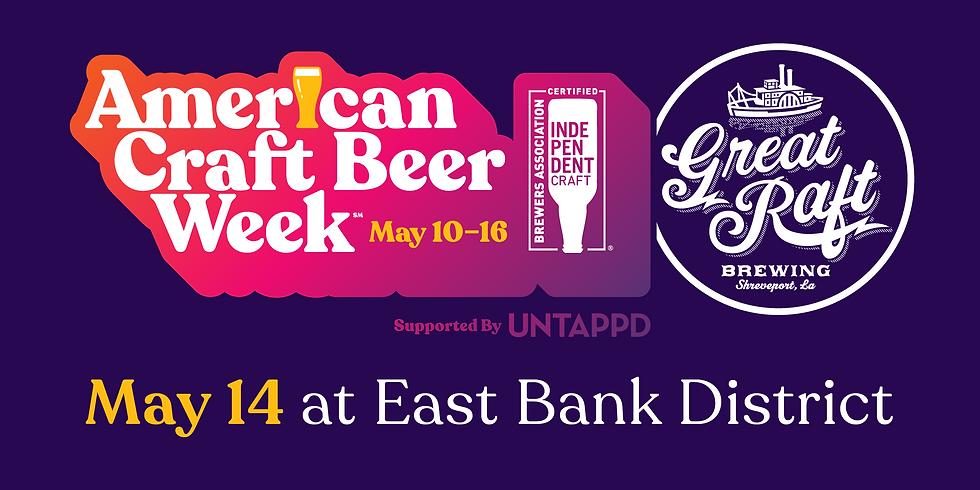 American Craft Beer Week Block Party