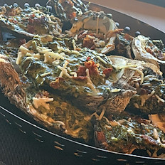 Spinach & Bacon Stuffed Oysters