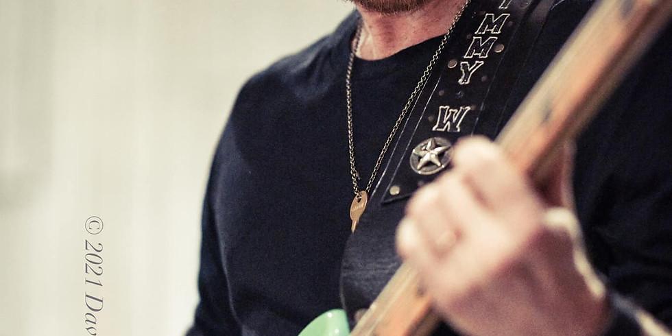 Jimmy Wooten LIVE @ Frozen Pirogue