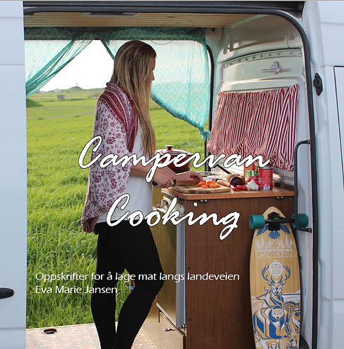 Campervan cooking NORSK pocket