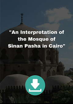 Tarek Swelim Art Historian Egyptology Islamic Art Tarek Sweim Sinan Pasha Publication