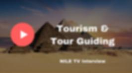 Tarek Swelim Art Historian Egyptology Islamic Art Tourism & Tourguiding TV Interiew