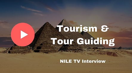 Tarek Swelim Art Historian Egyptology Islamic Art Tourism & Tourguiding TV Interiew
