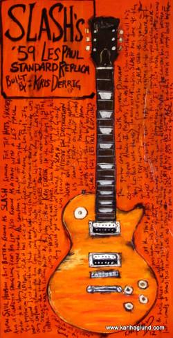 Slash Les Paul and story