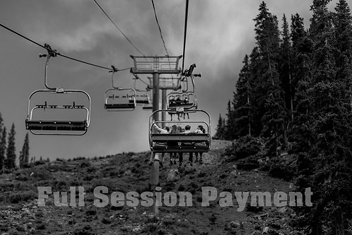 Full Session Payment