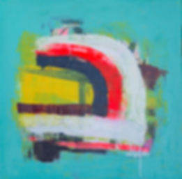 Contemporary abstraction art