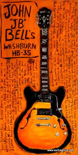 Guitar Art JB Bell