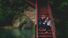Iowa City Engagement Photography