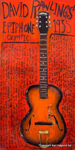 Guitar Art David Rawlings
