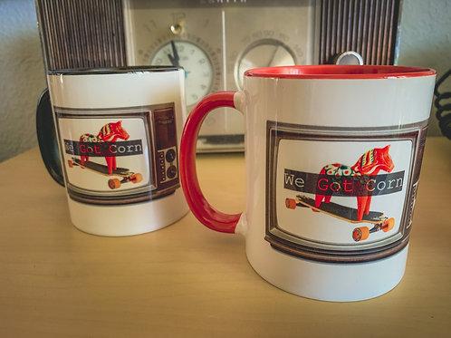 WeGotCorndotcom 11oz Coffee Mug