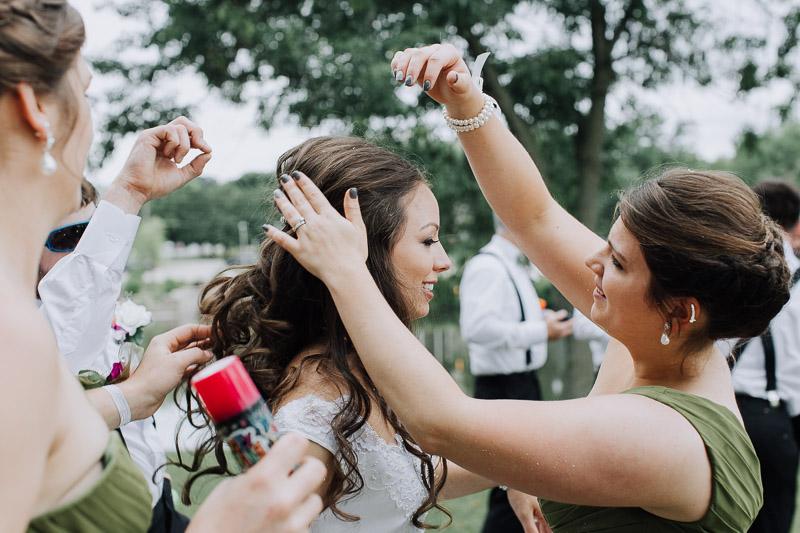 Charles City wedding photogrpher