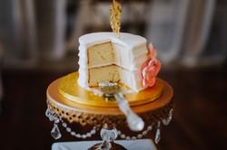 Iowa Wedding Cake