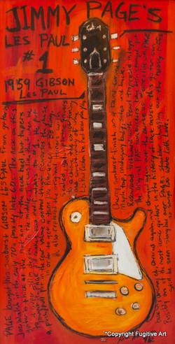 Jimmy Page LP #1 Art