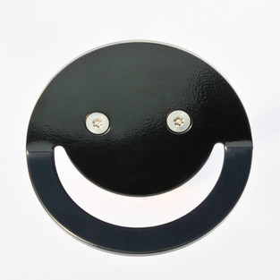 Smile cycle wall anchor