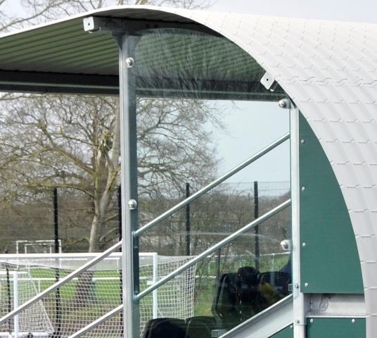 Sports Stadia for grassroots club