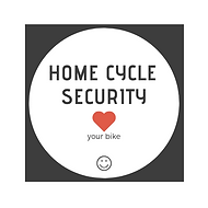 home bicycle security