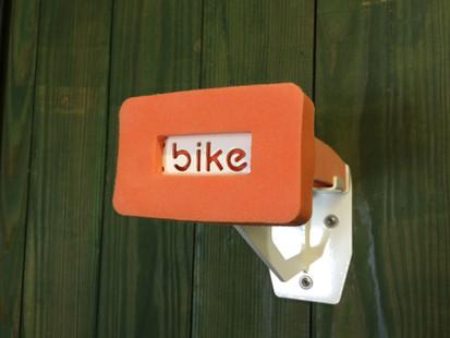 bike bracket cycle wall shelf