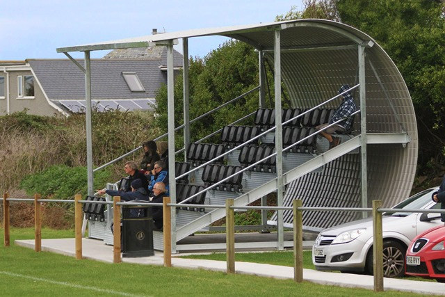The G's legacy grandstand