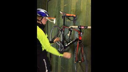 how to use the bike bracket