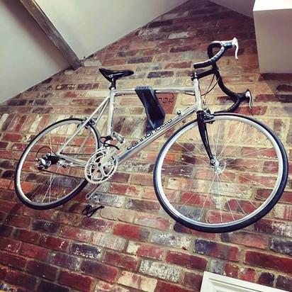 Design Studio Bike Display