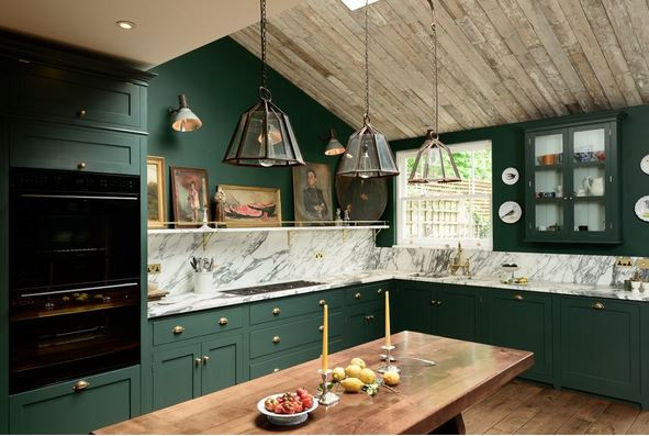 Green deVOL Kitchen