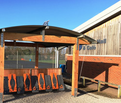 Woody Shelter & Cycle Park