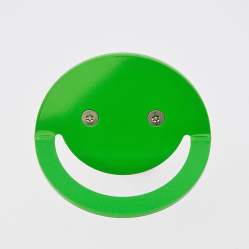 GREEN Smile Big Mouth!