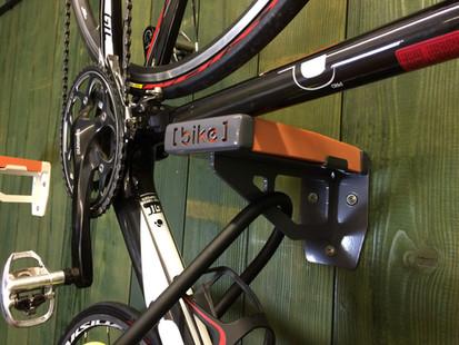 seat tube supported bike