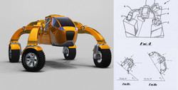 Dynamically Configurable Vehicle