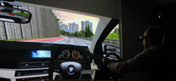 VR Driving Simulator v3.0