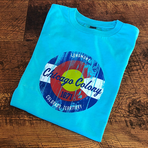 KIDS: Chicago Colony Territory T-Shirt