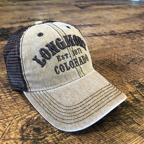 Longmont Dashboard Trucker Hat
